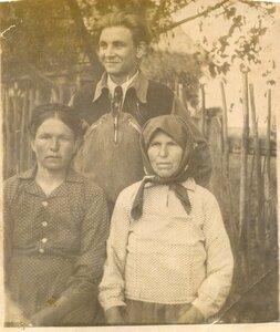 Даниличевы из д. Зобовка