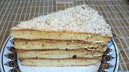 Торт медовик пошаговый рецепт лучшие