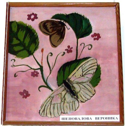 Картины юных ахтарских художников (6)