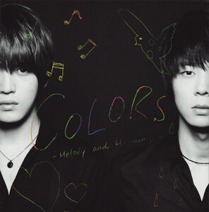 JEJUNG & YUCHUN- COLORS -Melody and Harmony- [CD-DVD] 0_36bb0_1df13a8d_M