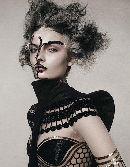 фотографии мира моды