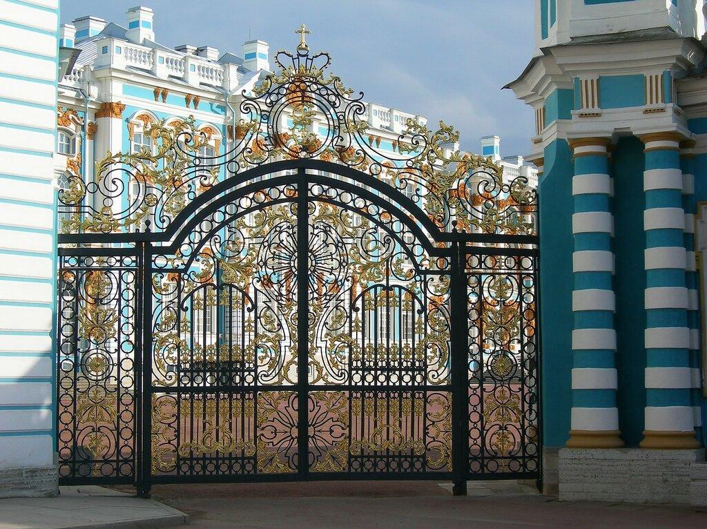 Царские врата...
