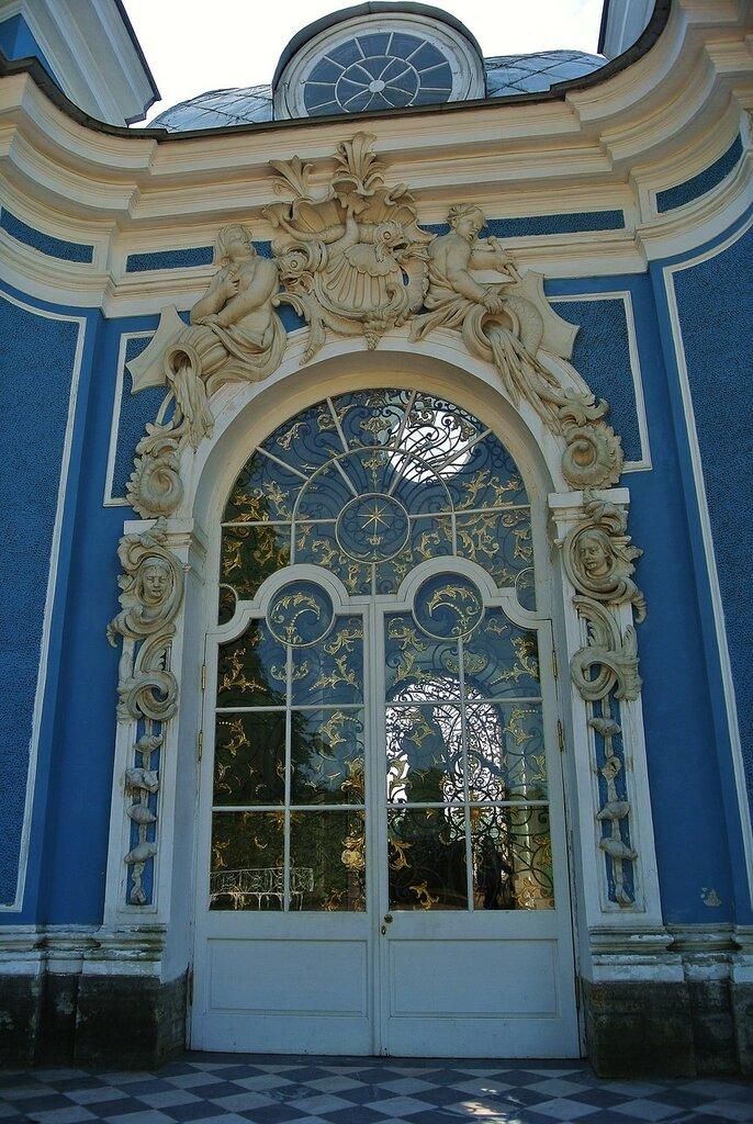 Архитектура 1760 года...
