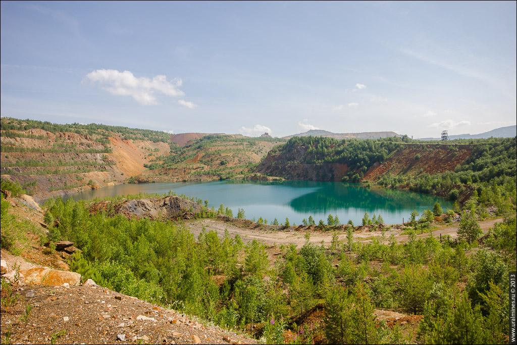 Бакальский рудник им. ОГПУ (бывш. Успенский)