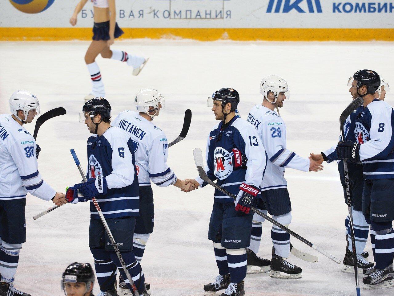 123Металлург - Динамо Москва 28.12.2015