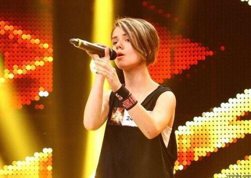 Певица из Кишинёва получила второе место на конкурсе в Румынии