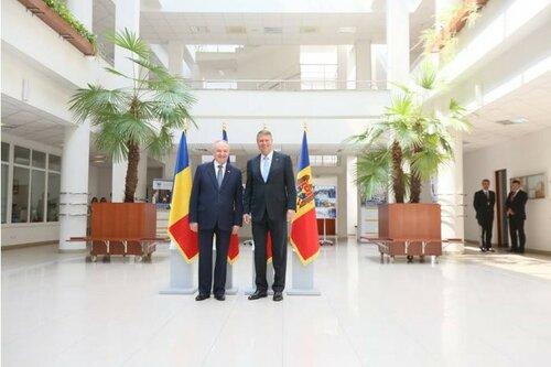 Николае Тимофти совершит официальный визит в Румынию