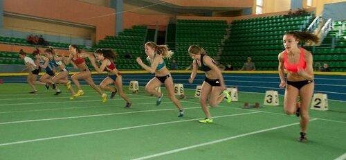В Молдове прошел зимний чемпионат по легкой атлетике