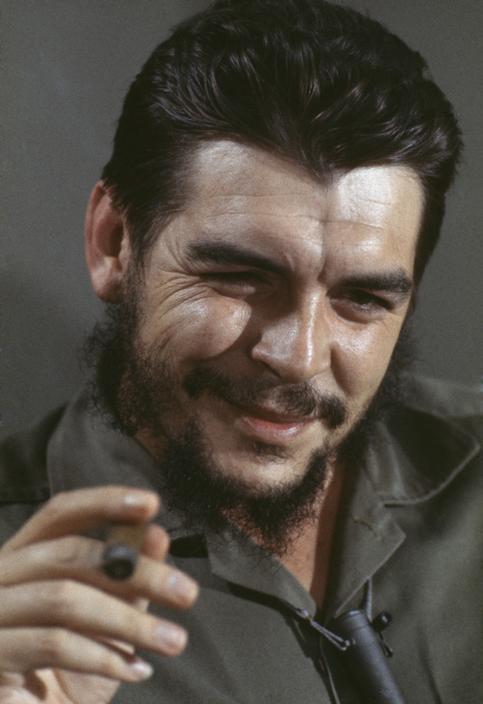 Elliott Erwitt - Che Guevara, Havana, Cuba 1964 (4).jpg