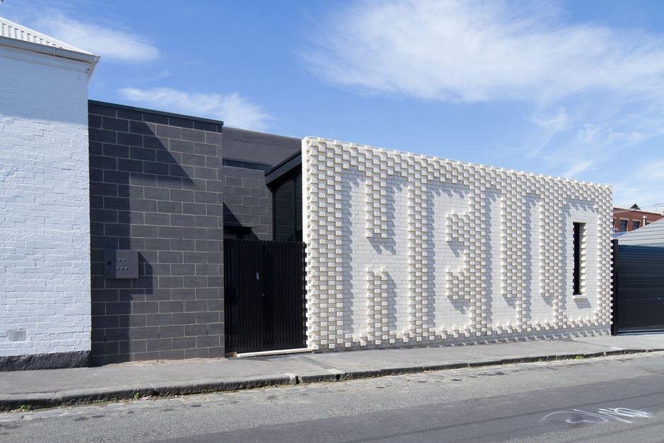 Интересные фасады частных домов