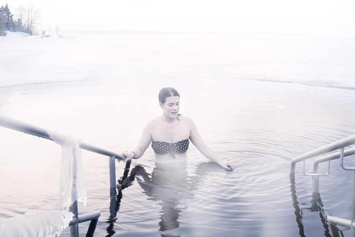 Зимние купания
