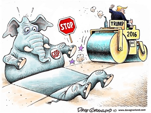 Stopping Trump