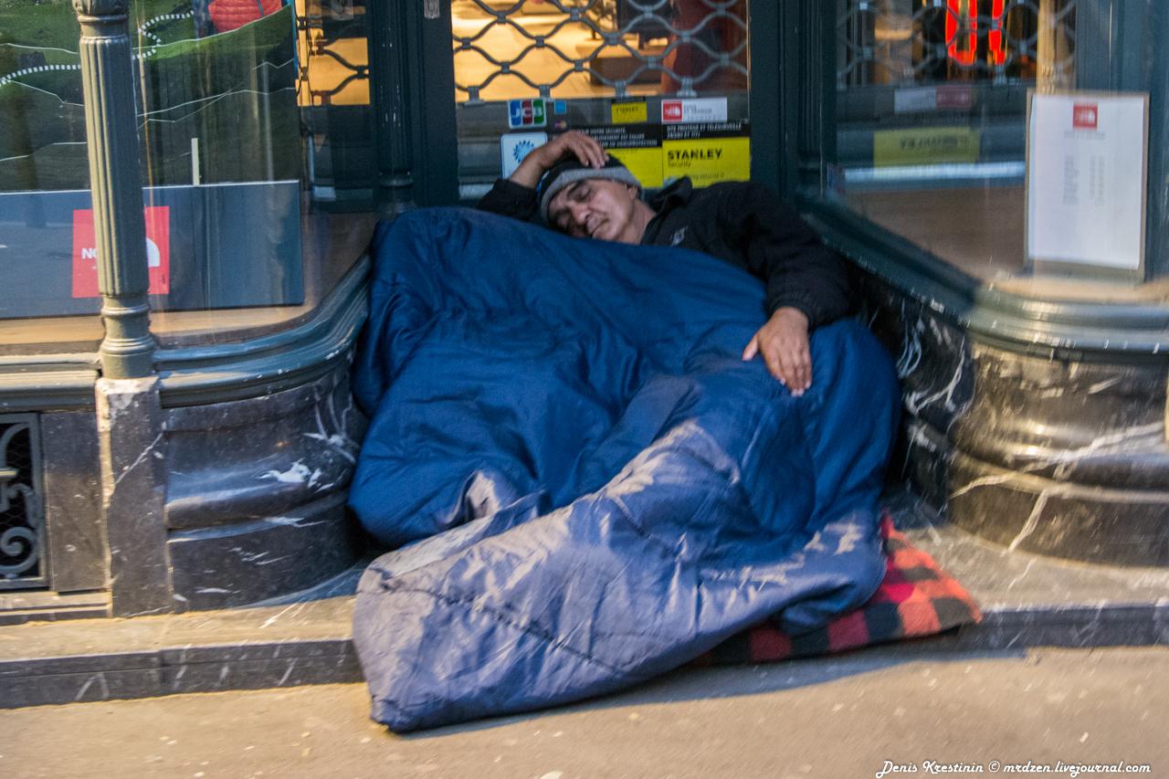 Месье бездомный