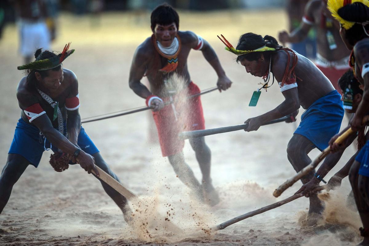 Всемирные игры коренных народов