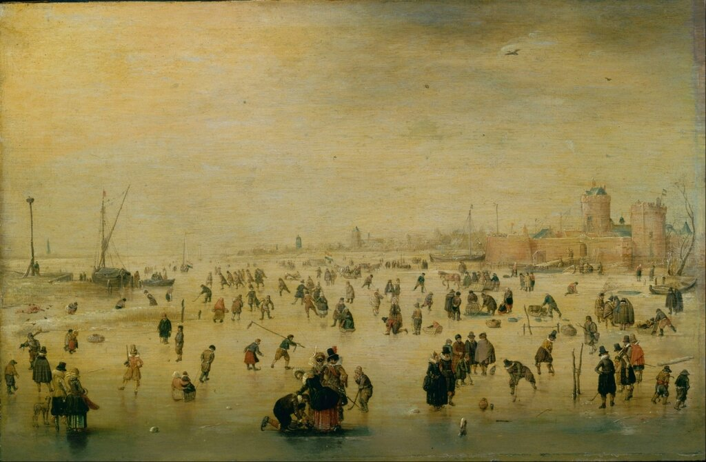 Skating Scene, Hendrick Avercamp, 1620s.jpg
