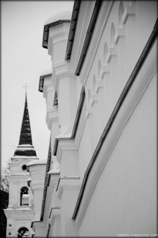 Иоанно-Предтеченский монастырь в Москве