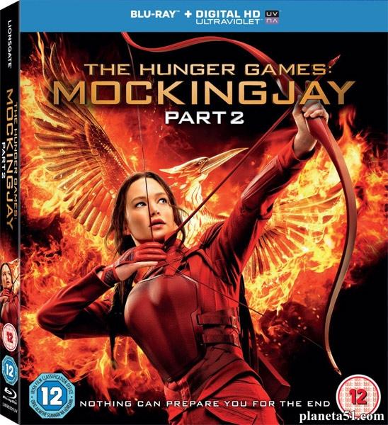 Голодные игры: Сойка-пересмешница. Часть II / The Hunger Games: Mockingjay - Part 2 (2015/BDRip/HDRip/3D)