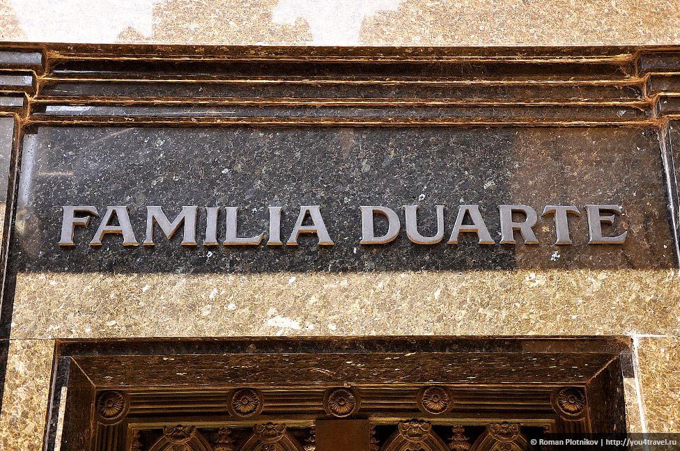 0 3c6cfb 6381d2cf orig День 415 419. Реколета: фешенебельный район и знаменитое кладбище Буэнос Айреса (часть 1)