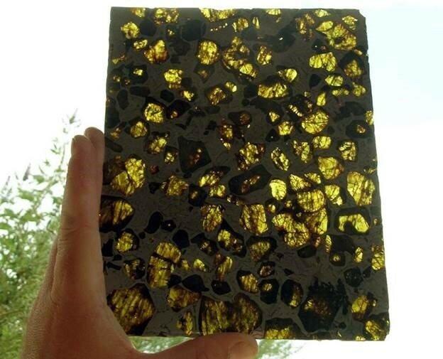 Продается метеорит «Фукан» возрастом 4,5 млрд лет
