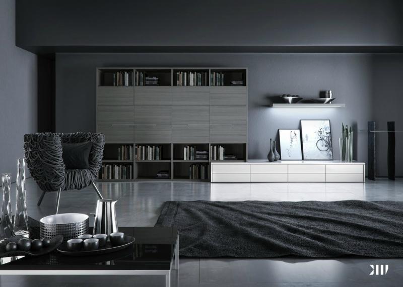 Черный цвет в дизайне интерьера фото 3