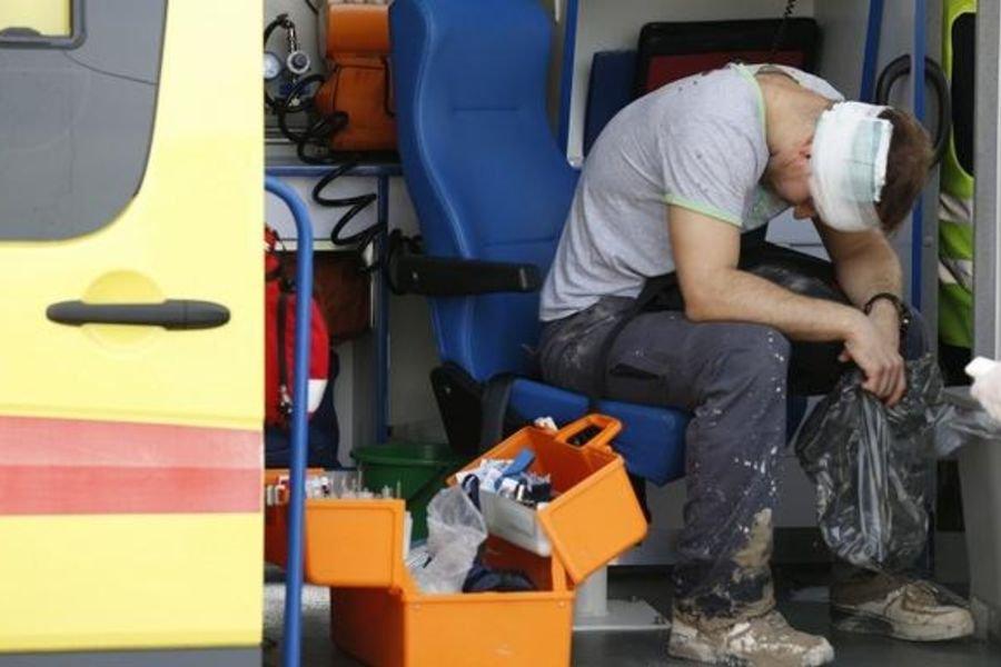 Три человека пострадали при взрыве назаводе вПодмосковье