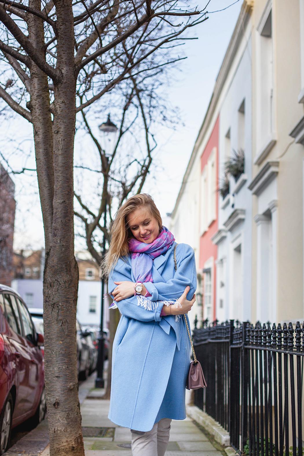 inspiration, streetstyle, spring outfit, annamidday, top fashion blogger, top russian fashion blogger, фэшн блогер, русский блогер, известный блогер, топовый блогер, russian bloger, top russian blogger, streetfashion, russian fashion blogger, blogger, fashion, style, fashionista, модный блогер, российский блогер, ТОП блогер, ootd, lookoftheday, look, популярный блогер, российский модный блогер, russian girl, пастельная одежда, с чем носить пастельную одежду, как сочетать пастельные цвета, pastel colors, pastel colors combination, цветовые сочетания, uniqlo, streetstyle, красивая девушка, pastel pants, pastel sweater, Анна миддэй, анна мидэй, uniqlo, blue coat, blue pastel coat, marc cain, calvin klein, philipp plein, pink& blue, pastel outfit, London, Kensington, nootting hill, лондон, лондон фотосессия, кенсингтон, ноттинг хилл, тревел блогер, тревел блог, блогер путешественник, travel blog, elisabetta franchi, elisabetta franchi bag