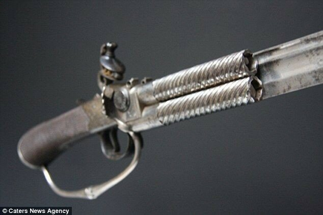 Найбезглуздіша зброя в історії (цитата)
