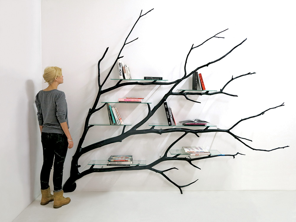"""Bilbao (Tree Shelf)"""