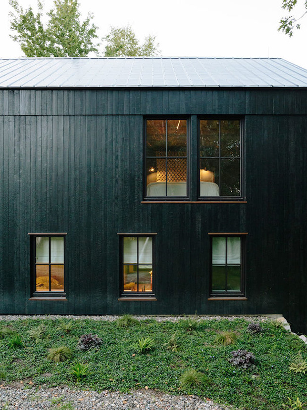 Hudson Valley Barn House by BarlisWedlick - Archiscene - Your Daily Architecture & Design Update