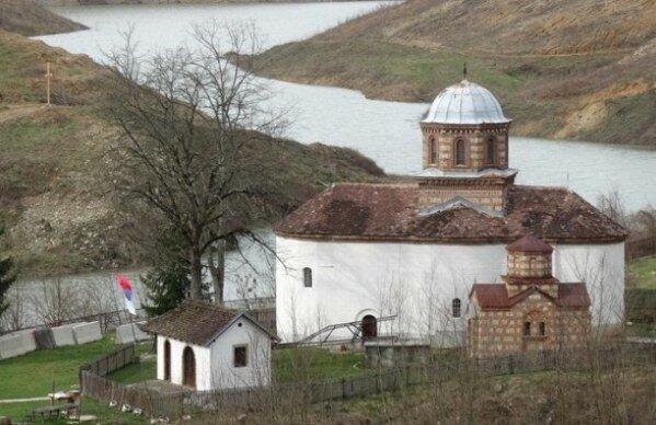 Сербия, ВАлево, православие