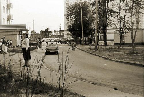 #Солнцево, улица Авиаторов фото от Ирины Дюрягиной