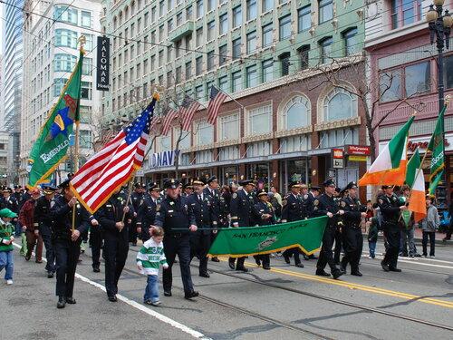 Полицейские San Francisco Police (SFPD)