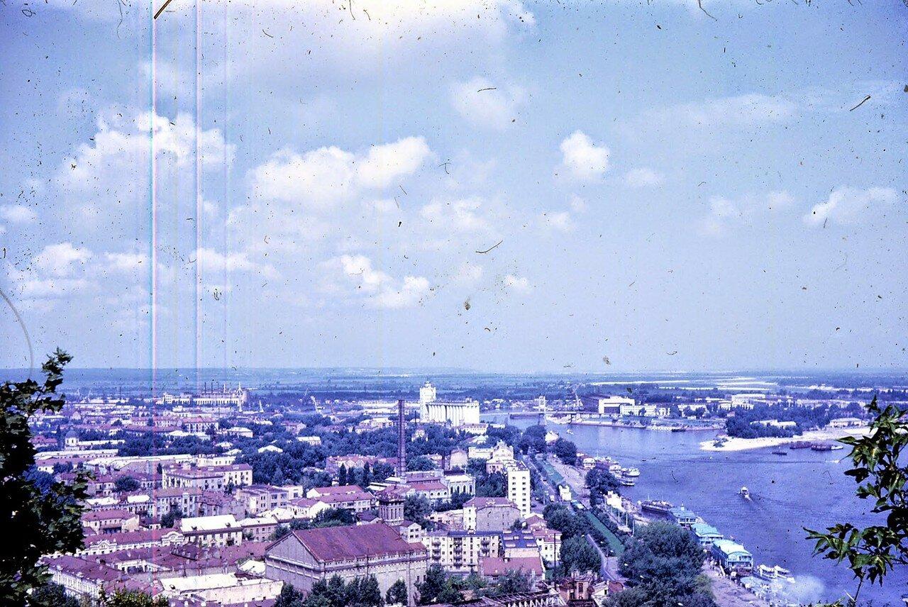 Киев. Панорама города