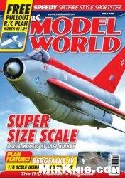 Журнал Radio Control Model World - July 2015