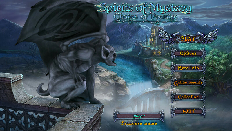 Spirits of Mystery 5: Chains of Promise
