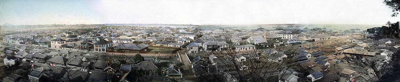 Иокогама. Европейский квартал