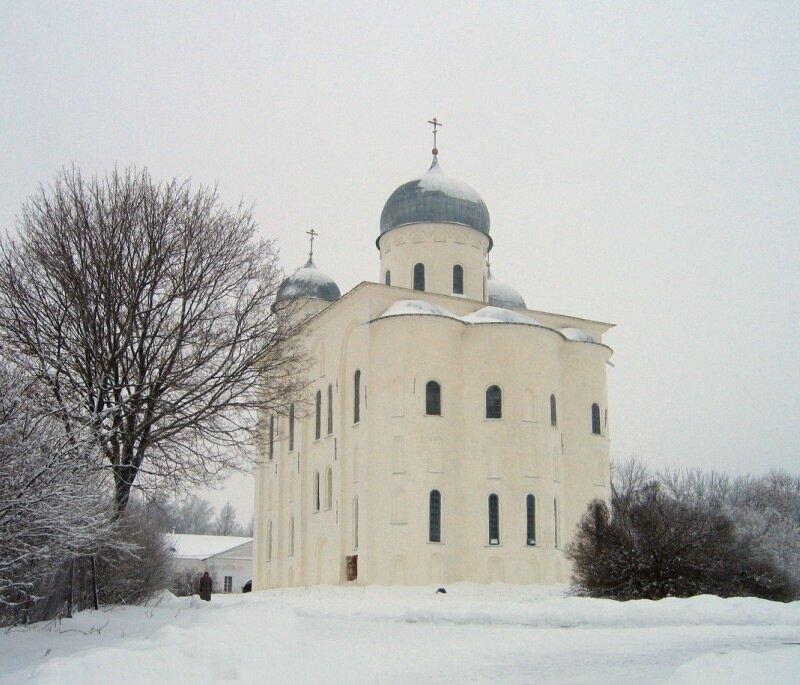 Монастырские постройки xix века лишь
