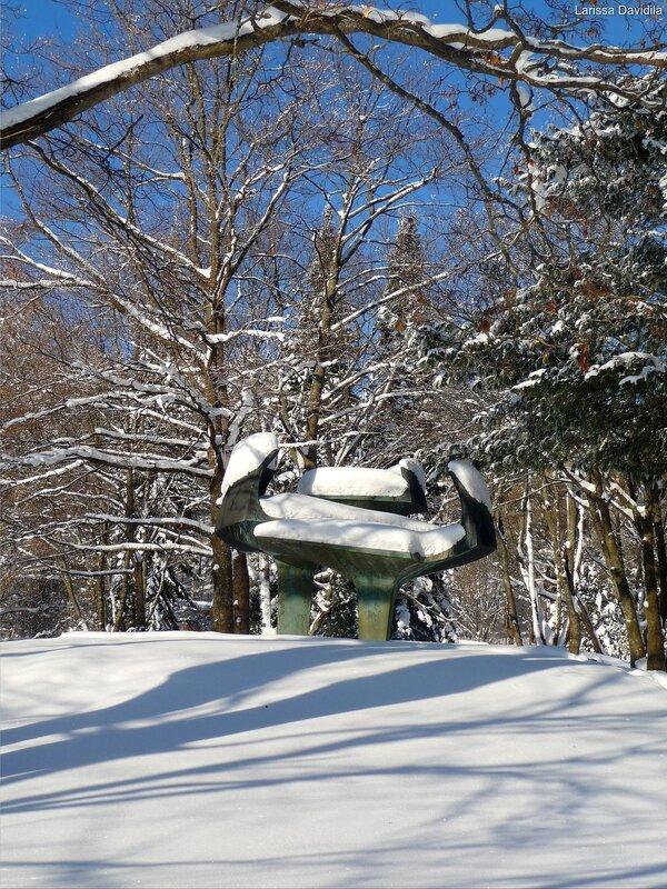 Памятник-фонтан 50-летию Независимости Финляндии (1)
