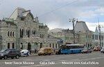 Рижский вокзал (бывший, Виндавский, Ржевский).  Сооружён в 1902 по проекту архитектора Ю.Ф. Дидерикса у площади...