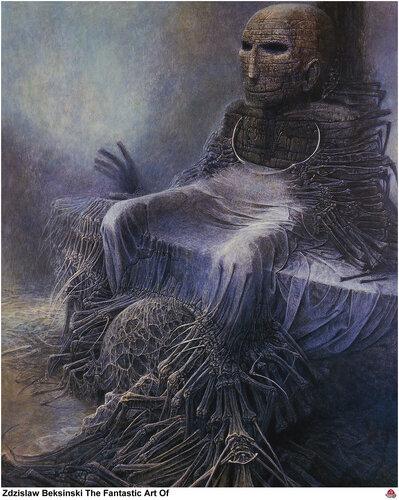 Здислав Бексински (Zdzislaw Beksinski)
