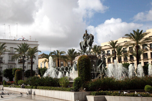 Площадь Ареналь