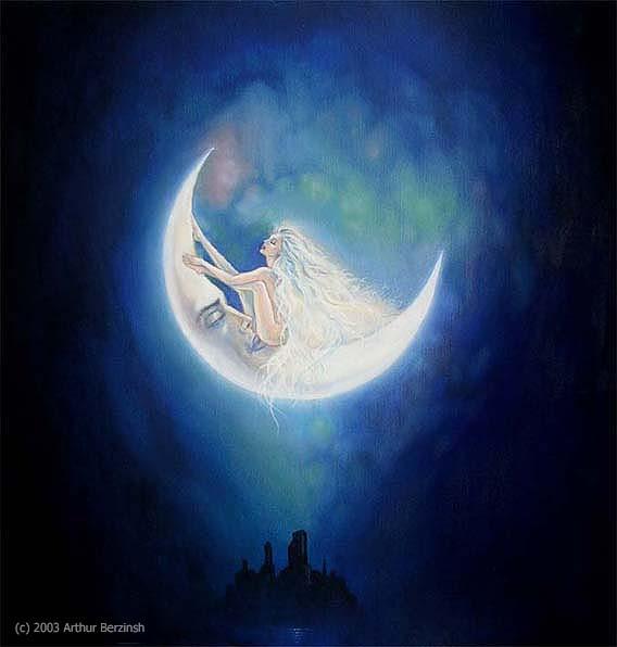 Делирий пьяных ангелов by Arthur Berzinsh