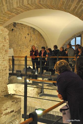 Сан Пьетро А Корте И Салернитанская археологическая группа