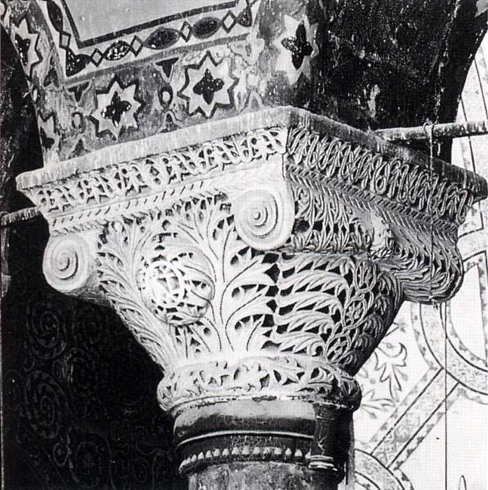 капитель византийская картинки платье
