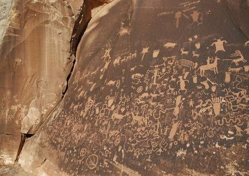 Меса Верде. США