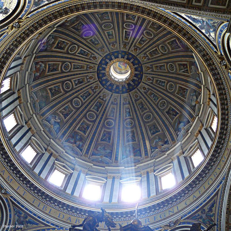 Собор Святого Петра в Риме не