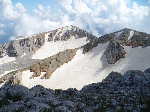 У снежников и облаков, Кавказ... Фотограф Алексей Значков (112)