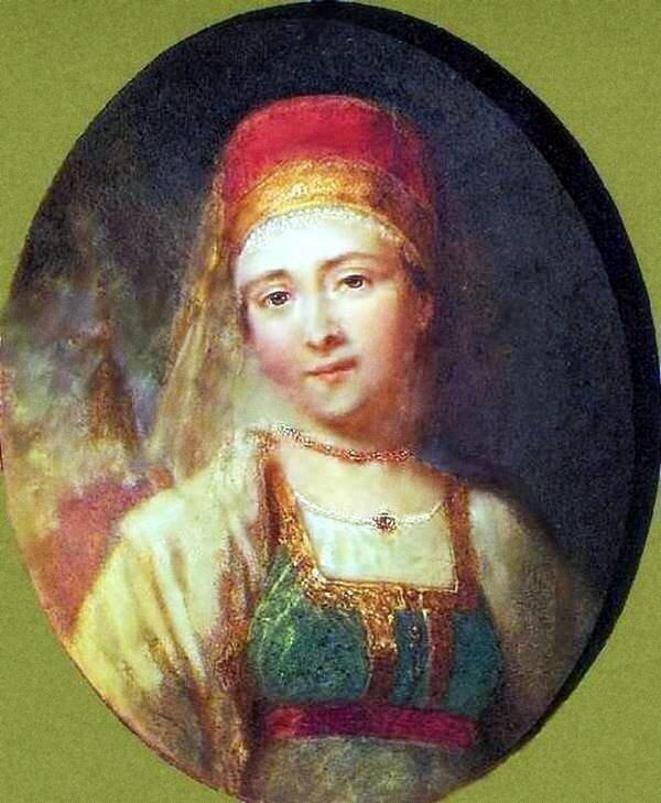 Боровиковский Владимир Лукич.