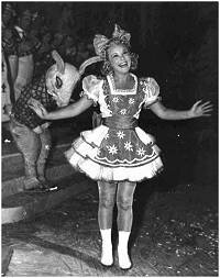 My Lucky Star ледовое шоу США, 1938 год. № 10