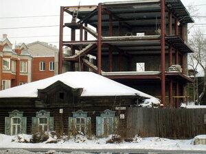 Избушка на улице Маршала Жукова оказалась памятником